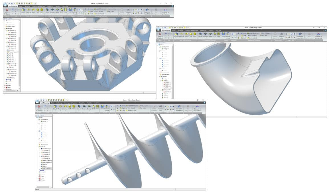 Top 10 of the best mechanical engineering software