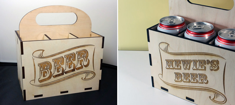 Laser cut wood: The 10 best projects!