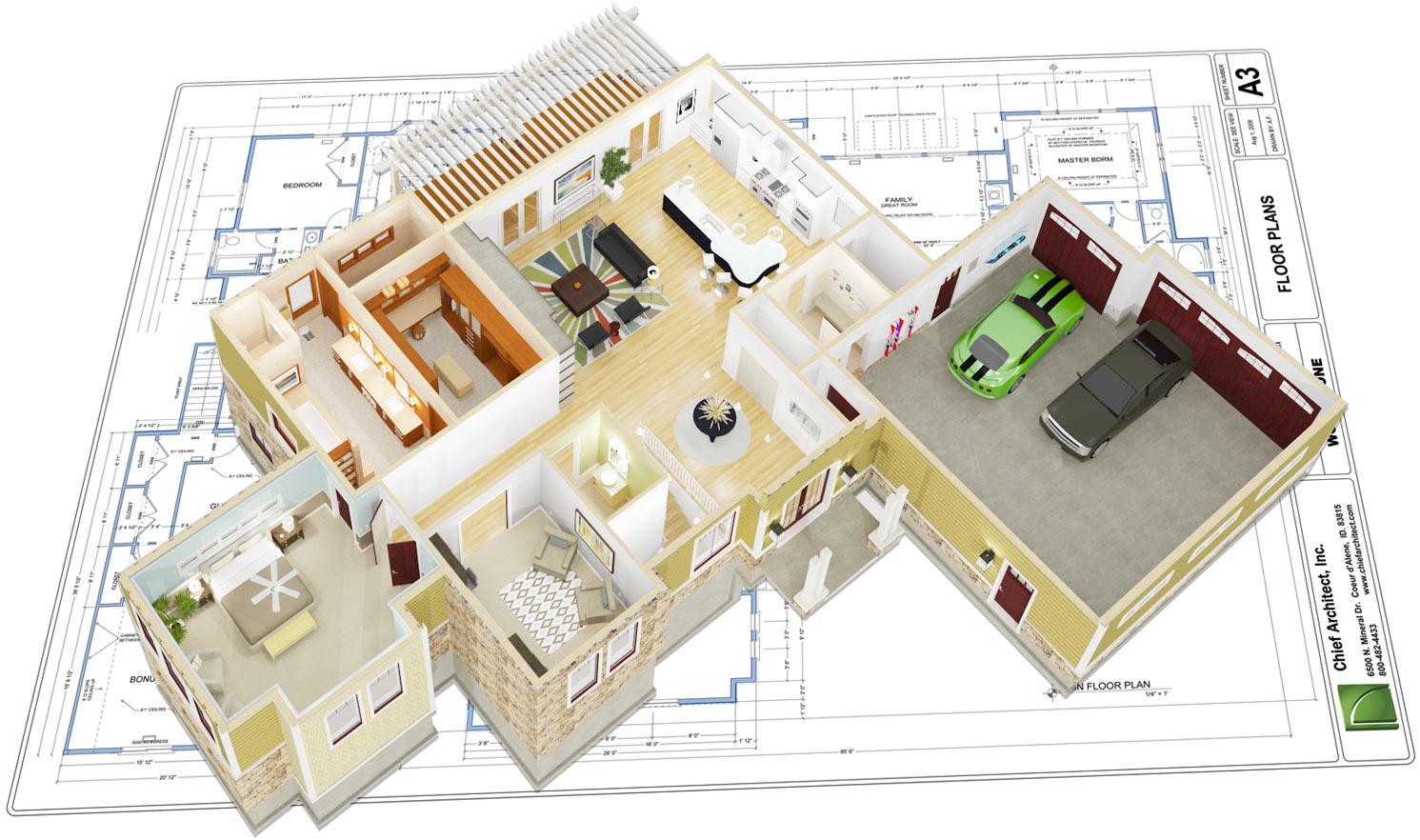 Architektur Zeichenprogramm Kostenlos | Cad Programme Fur Architektur 10 Besten Cad Software