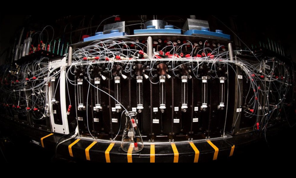 Molecular 3D printer: 3D printing is going further