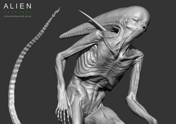 http://www.zbrushcentral.com/showthread.php?207625-Alien-covenant