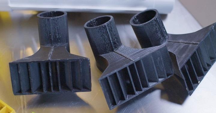 Custom 3D printed parts. credit: https://3dprint.com/198409/ultimaker-2-farmshelf-parts/