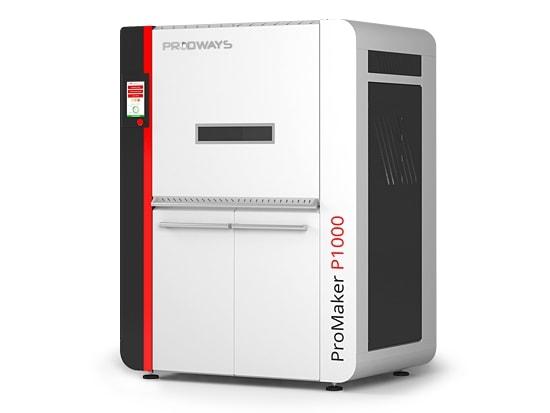 3D-Drucker: Promaker P1000
