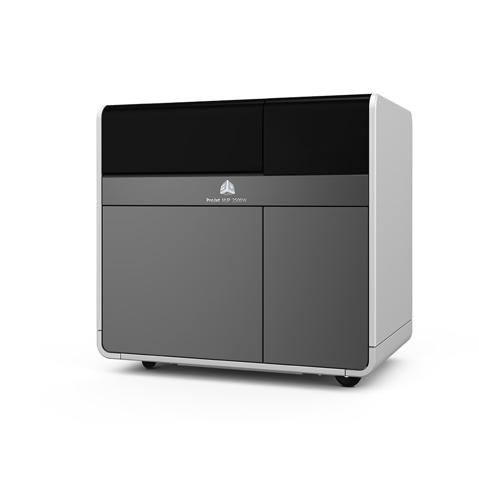 3D-Drucker: ProJet MJP 2500W