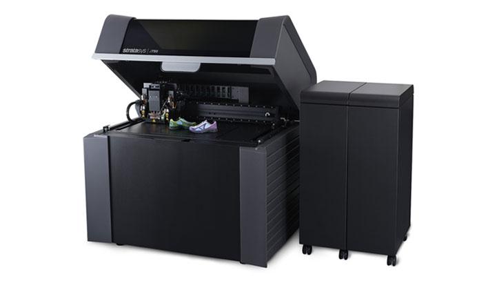 3D-Drucker: PolyJet J750