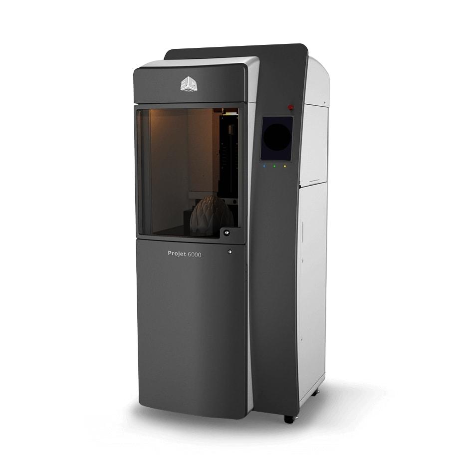 3D-Drucker: ProJet 6000 HD