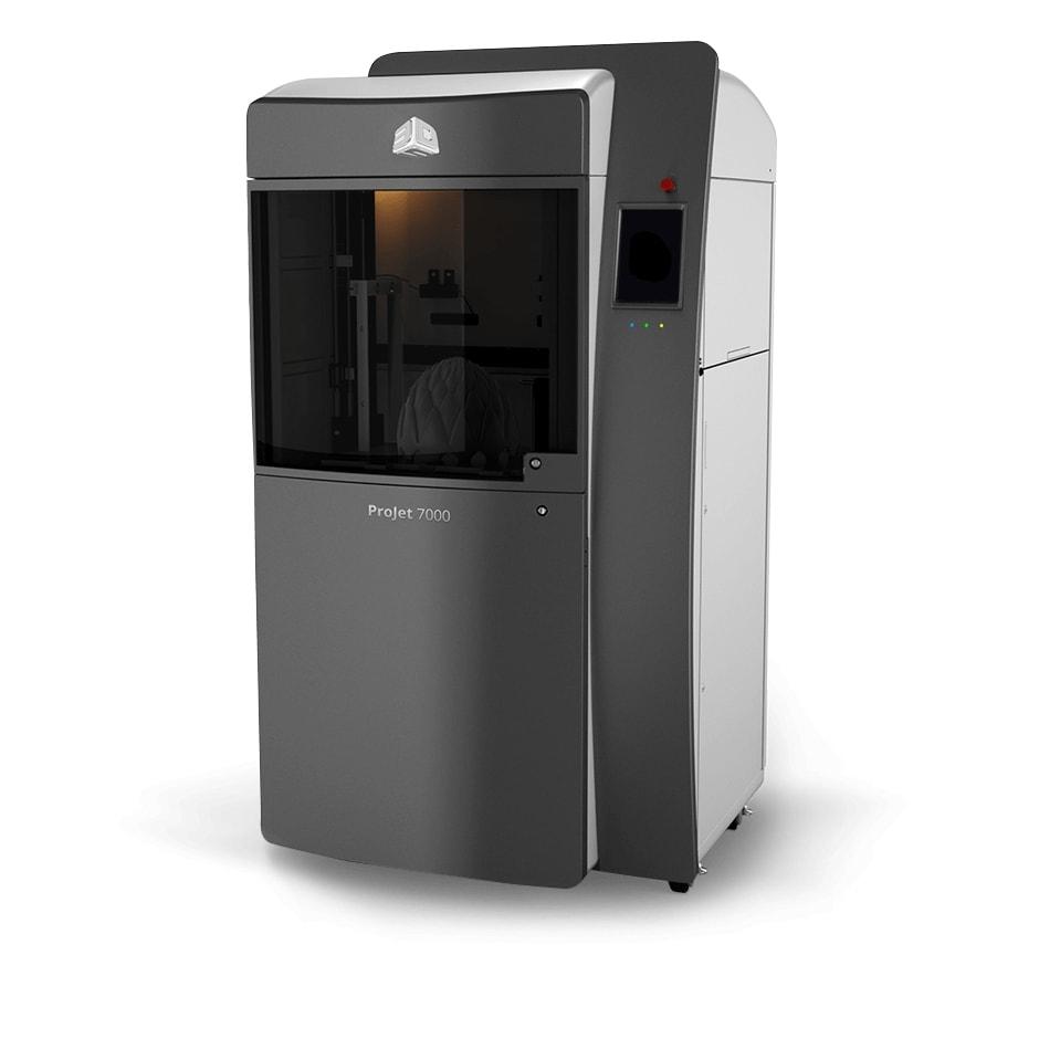3D-Drucker: ProJet 7000 HD