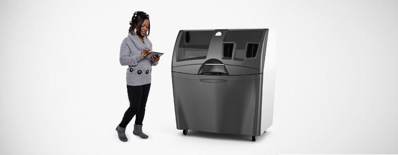 3D-Drucker: ProJet CJP 460Plus