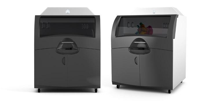 3D-Drucker: ProJet CJP 860Pro