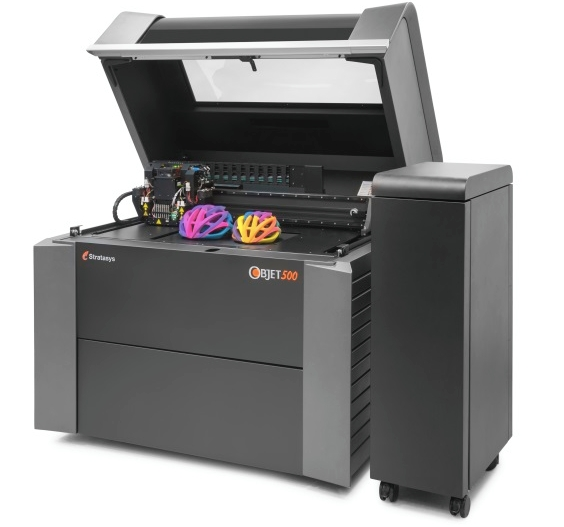 3D-Drucker: Objet500 Connex3