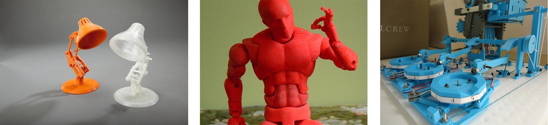 3D-Drucker für FDM