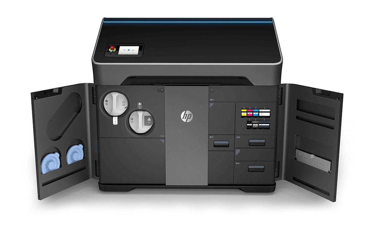 3D-Drucker: HP Jet Fusion 580