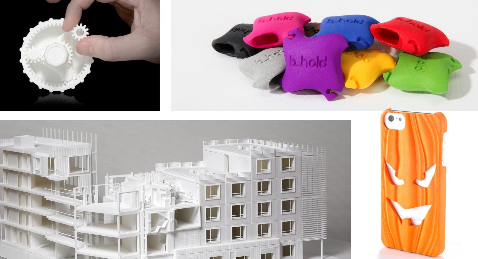 3D-Drucker für SLS (Selektives Lasersintern)