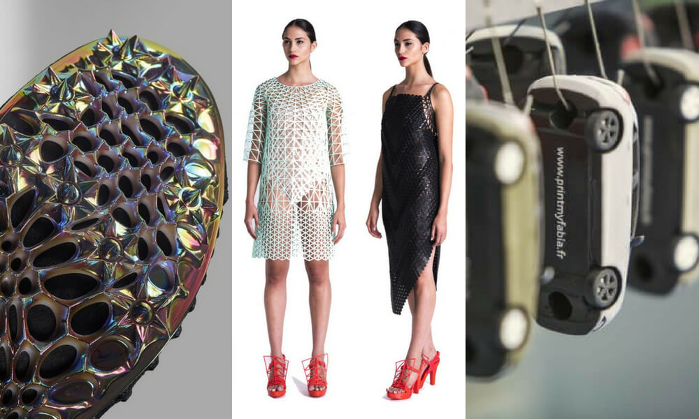 Improve your production and customer experience: The best projects of 3D printing in the retail industry