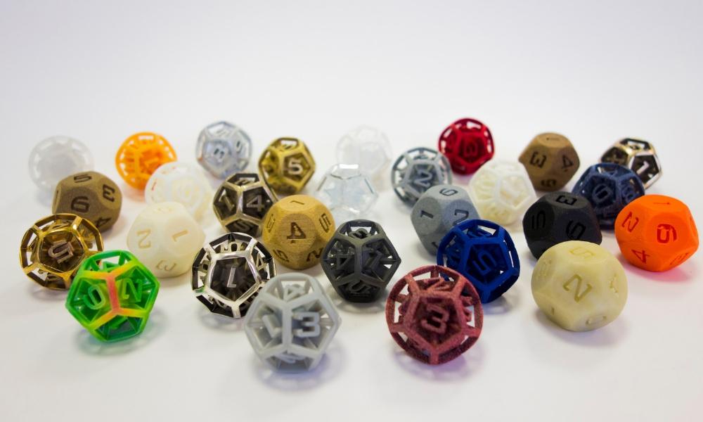 3D-Druck-Material: Das richtige Material für Ihren 3D-Druck