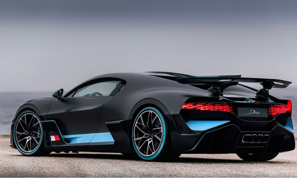 3d Printed Car Parts Meet Bugatti S Divo Supercar