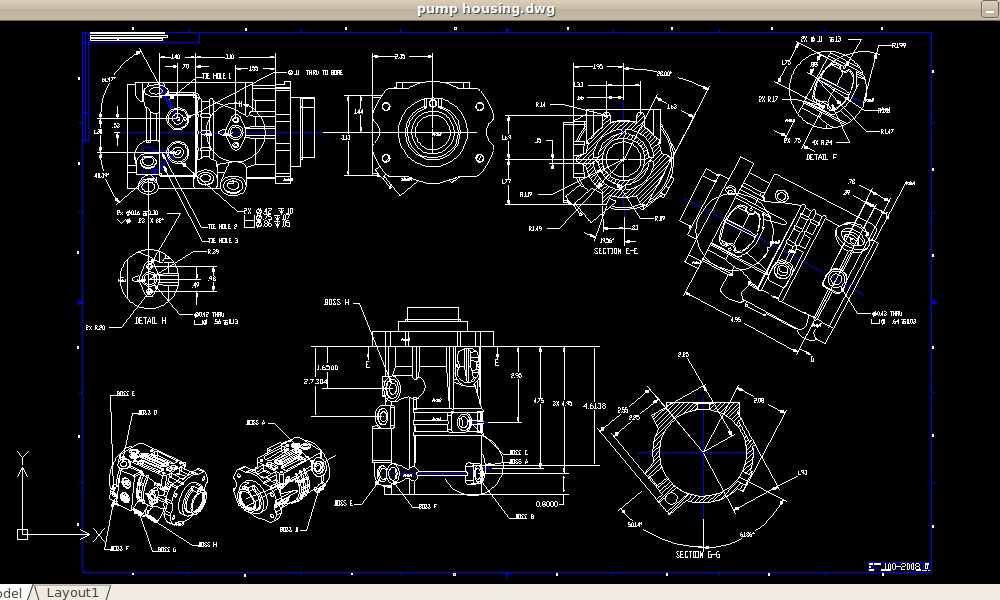 Top of the best free 2D CAD software for your laser cutting projects