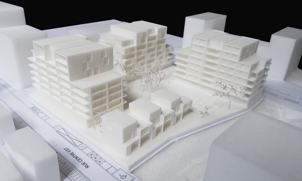 Case Study: Using 3D printing for architecture projects