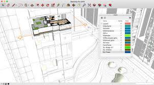 sketchup 3d modeling software mac