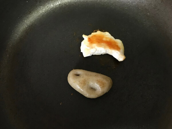 3D printed chicken meat