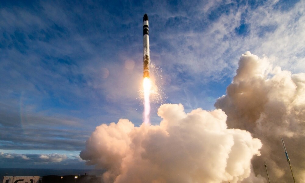 3D printed rocket: Rocket Lab launches first NASA mission