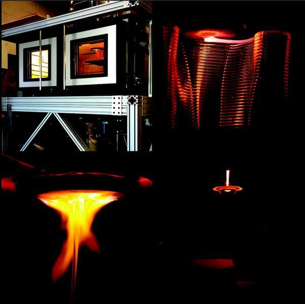 3D printing glass