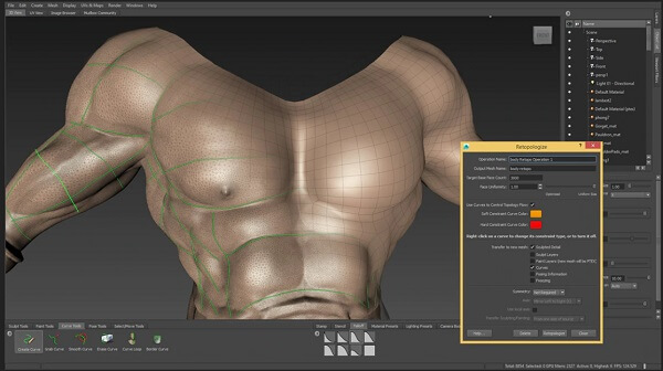 Battle of Software: Mudbox vs ZBrush