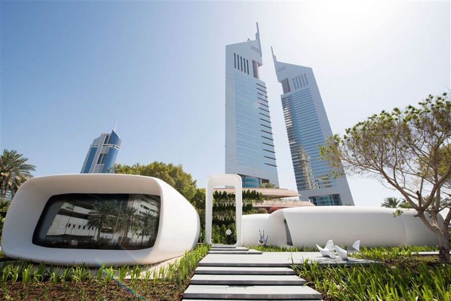 https://inhabitat.com/dubai-debuts-worlds-first-fully-3d-printed-building/