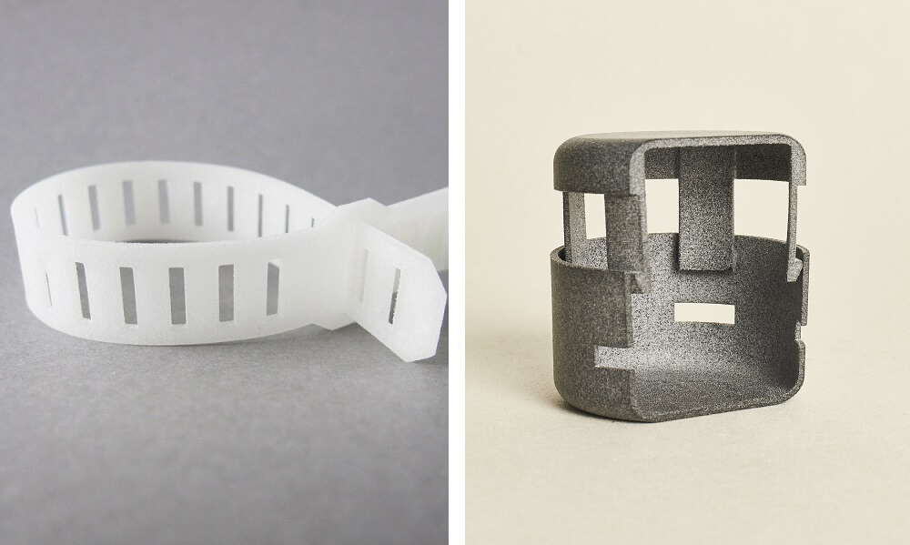 Let's 3D print flexible materials!