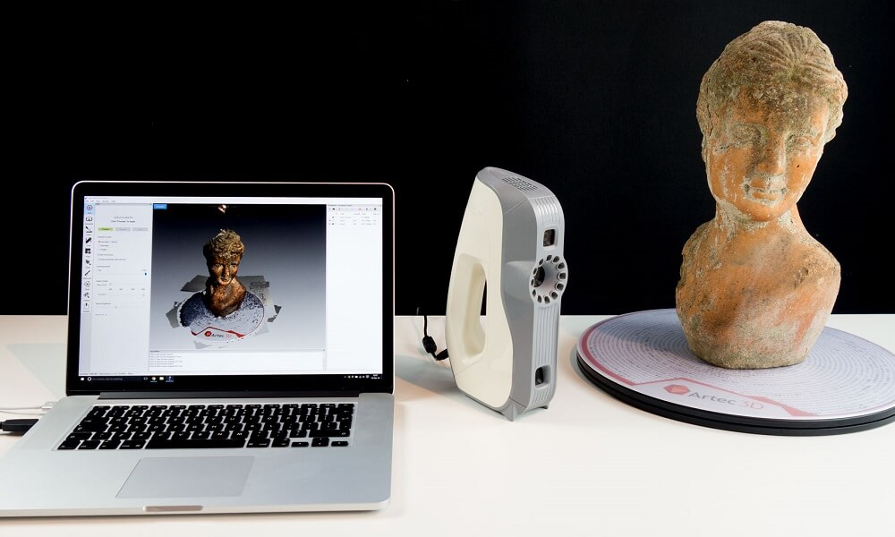 Comment fonctionne le scan 3D?