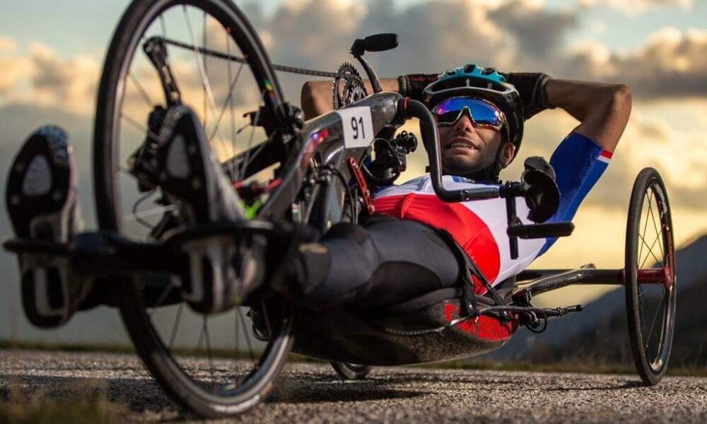 3D printing to help Paralympic athletes!