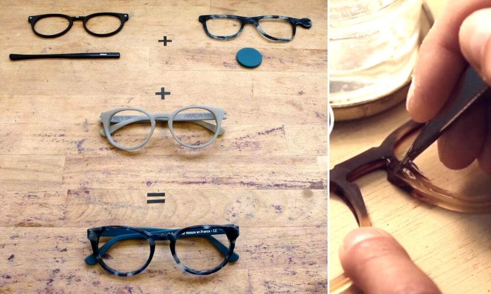 Netlooks s'associe à Sculpteo pour créer des lunettes grâce à la 3D !