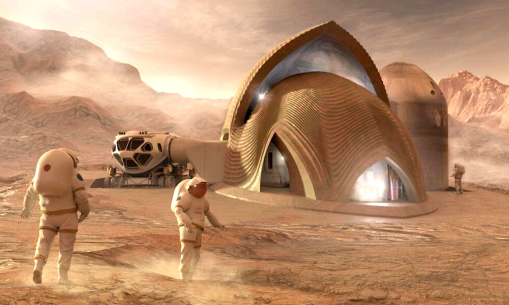 NASA's 3D printed habitat challenge: the winners were announced