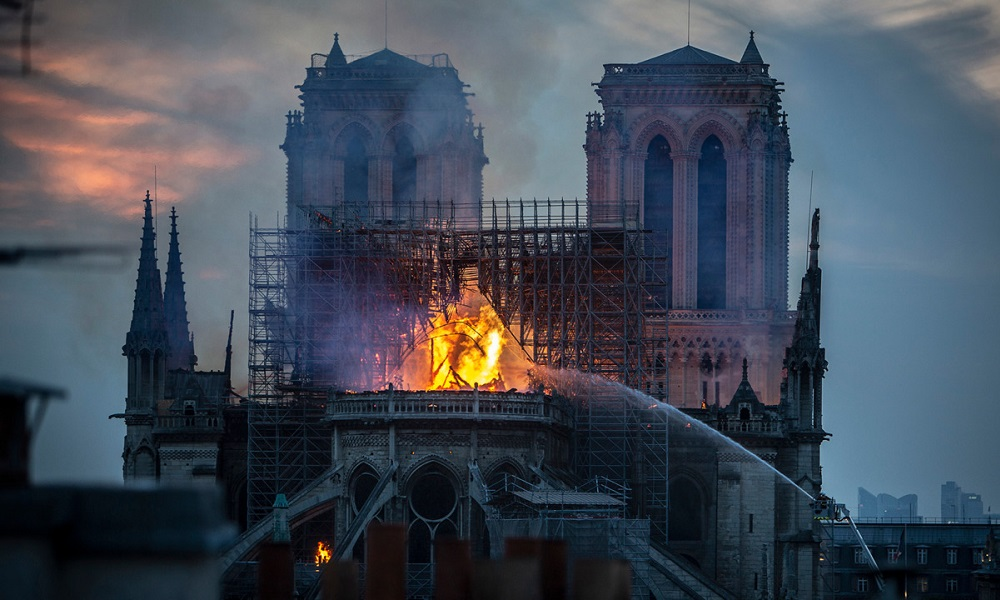 How can 3D save Notre-Dame?