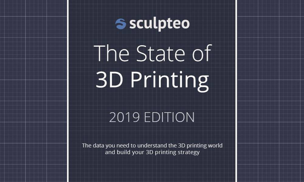 Download your State of 3D Printing 2019 for free!