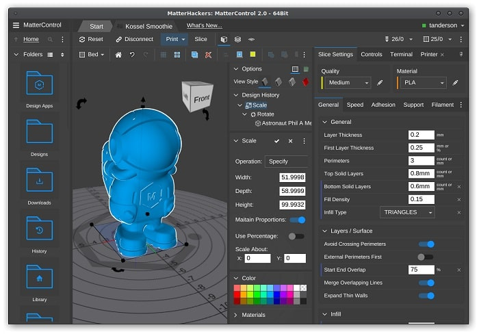 easiest 3D modeling software