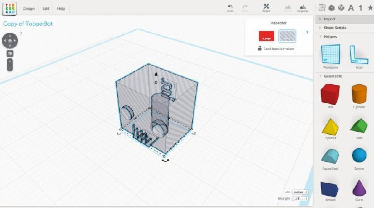 autodesk software tinkercad