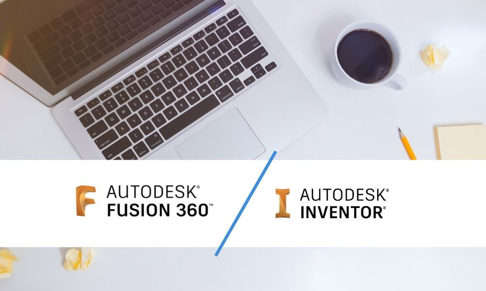 Battle of software 2021: Fusion 360 vs Inventor