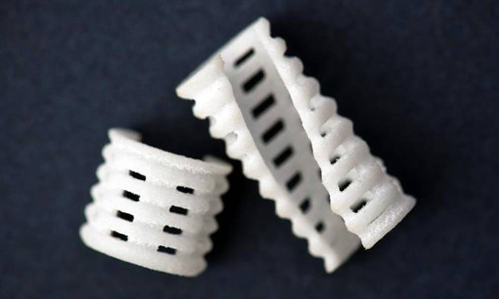 Discover life-saving 3D printed devices