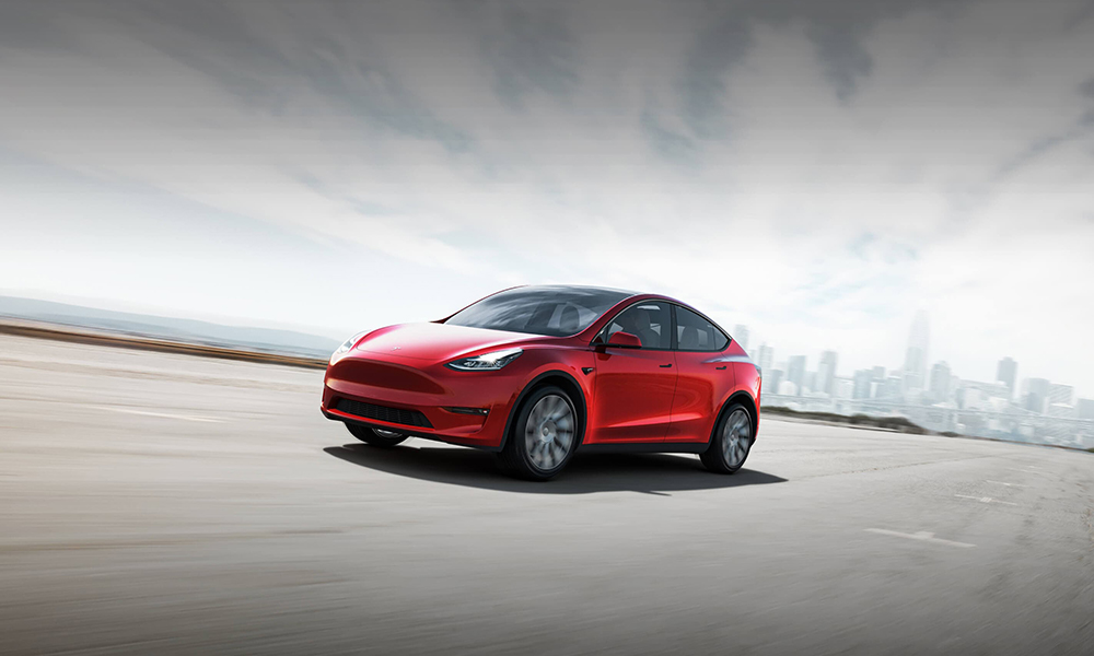 TESLA replaces flawed car components using 3D Printing