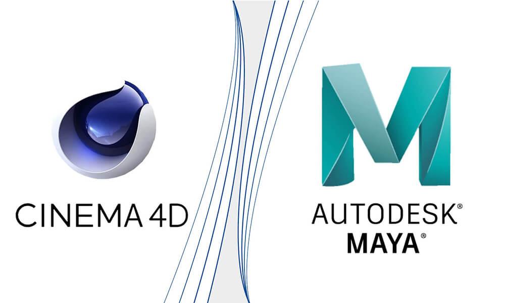 Battle of Software: Cinema 4D vs Maya