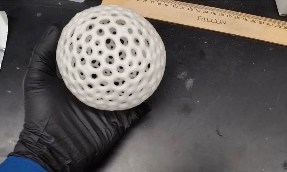 UC San Diego makes 3D Printed expandable objects possible