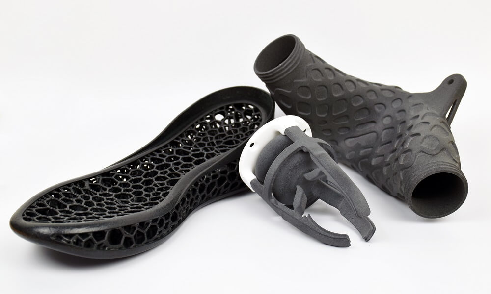 New high-performance 3D printing materials available at Sculpteo!