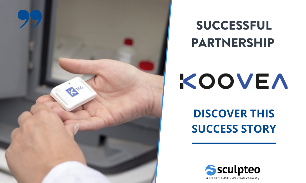 Innovation, Adaptability: Koovea's experience with Sculpteo.