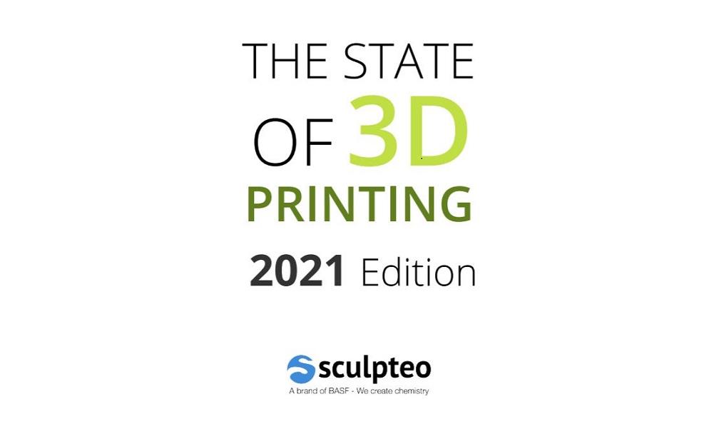 Téléchargez le Baromètre de l'Impression 3D 2021 gratuitement !