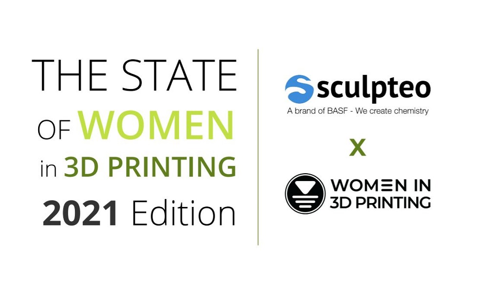 Women in 3D Printing: Discover our free report!