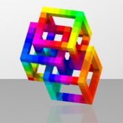 cube777_3linkedcubes_level1.ply