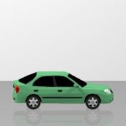 Hyundai Accent 1/43