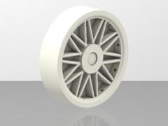 "15"" Swanga wheel base"