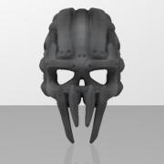 2nd Reaper mask